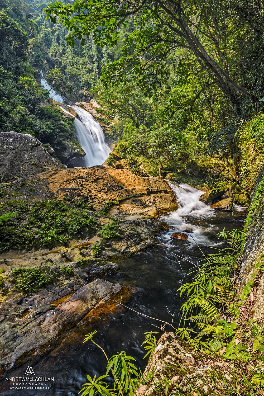 Tununtunumba Falls, Chazuta, Peru