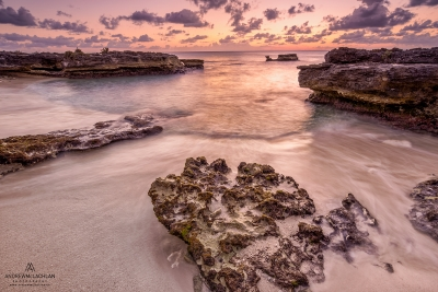 Sunset at Smiths Cove, Grand Cayman, British West Indies
