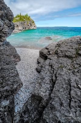 Indian Head Cove, Bruce Peninsula National Park, Ontario, Canada
