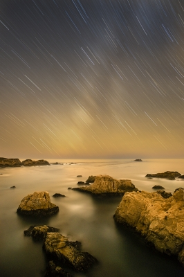 Soberanes Star Trails