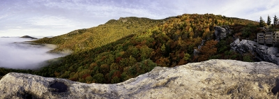 Rough Ridge Panoramic