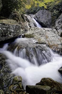 Unnamed Falls HWY 215