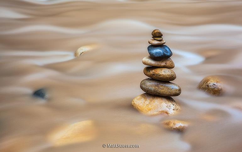"""Balancing Act"" - Zion National Park"
