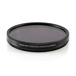 LB Gold-N-Blue Polarizer with Standard Ring