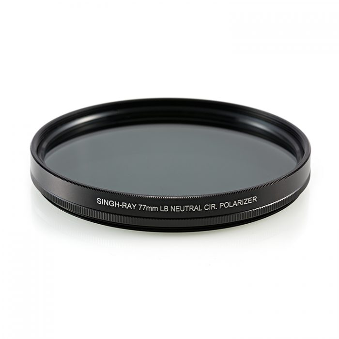 LB Neutral Polarizer with Standard Ring