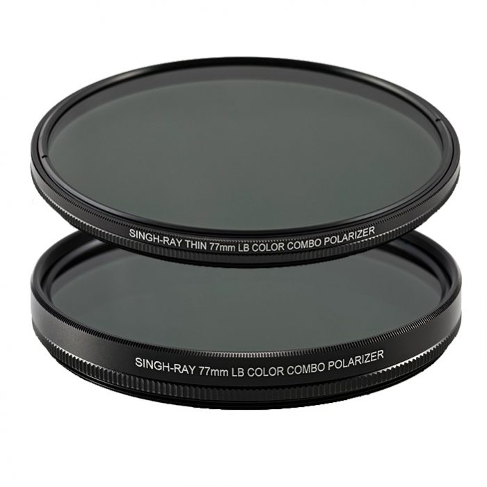 LB ColorCombo: Polarizer + Color Intensifier in One