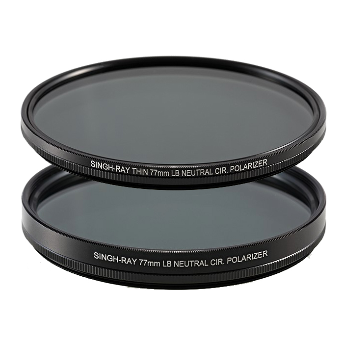 "LB ""Lighter, Brighter"" Neutral Polarizers"