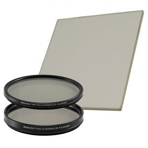 "LB ""Lighter, Brighter"" Warming Polarizers"