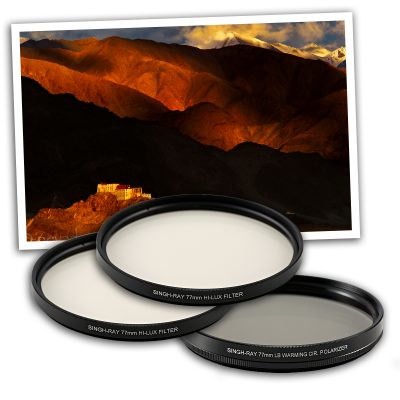 Nevada Wier Essential Protective Filter Combo