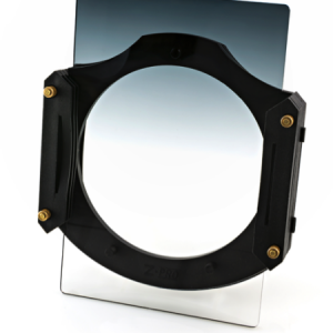 """Z-Pro filter holder with Rowell 100×150 (4""""x6"""") rectangular graduated ND"""