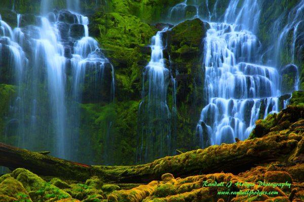 Proxy Falls Photo Taken by Randall Hodges