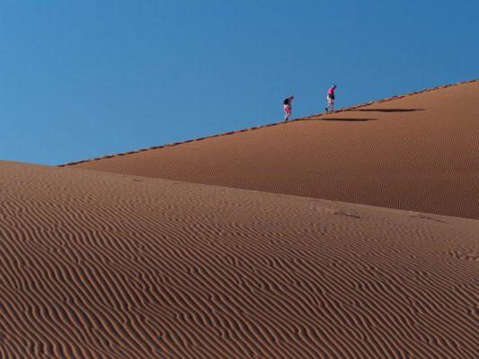 Namib Desert, with Polarizer