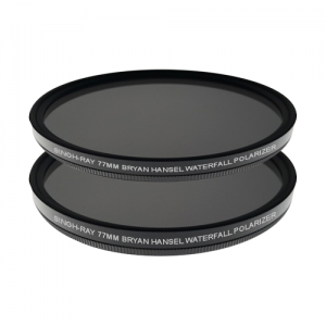 Bryan Hansel Waterfall Polarizers, Thin and Standard Ring