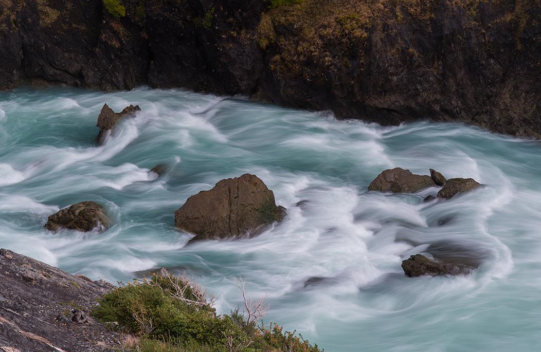 Breaking Waters, Las Torres Del Paine, Chile - Tom Bol