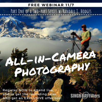 All In Camera Webinar Pic with Randall J Hodges