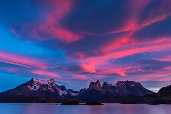 Las Torres Del Paine, Chile. Patagonia